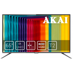 Телевизор Akai UA65EK1100U